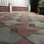 Тротуарная плитка Рапида